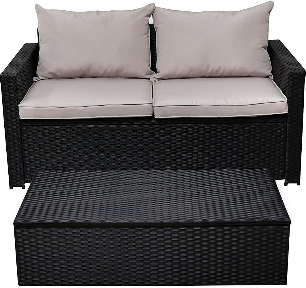 Outdoor Storage Sofa