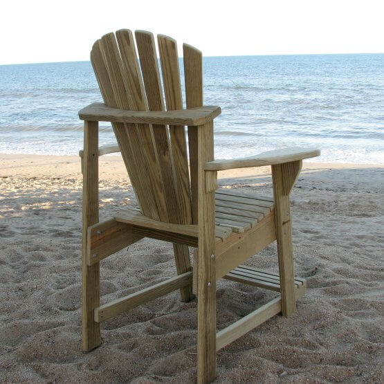 Balcony Adirondack Chair