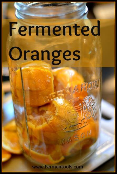 Fermented Oranges