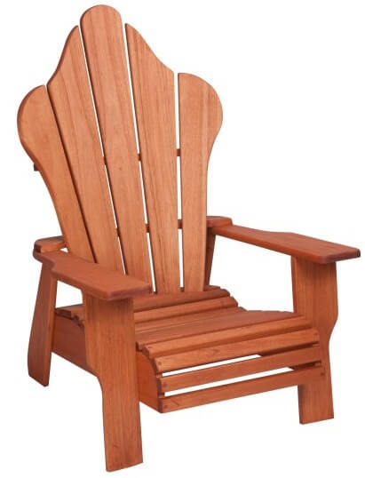 High Backed Adirondack Chair