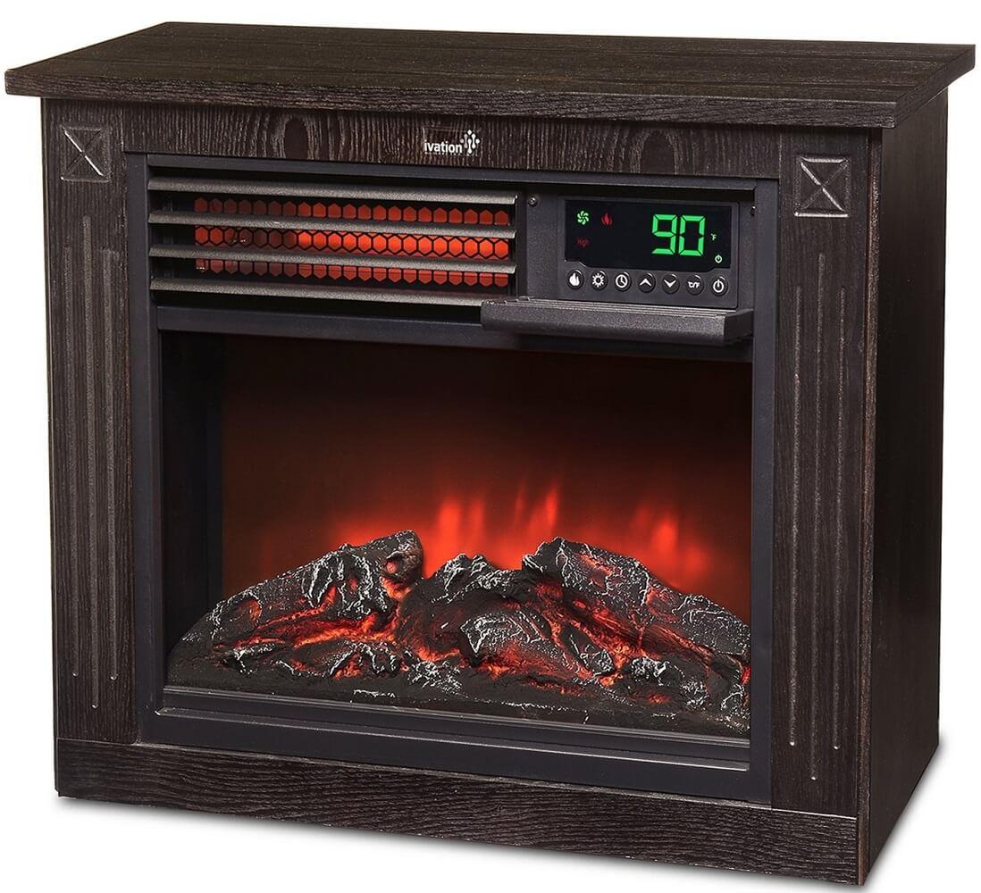 electric fireplaces insteading. Black Bedroom Furniture Sets. Home Design Ideas