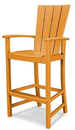 Weather Resistant Bar Adirondack Chair