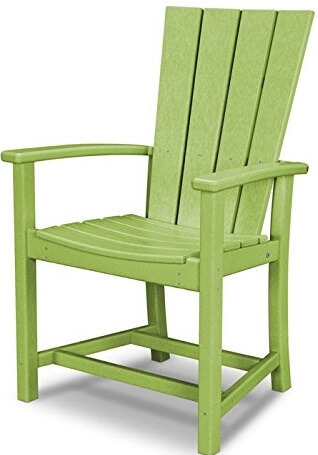 Weather Resistant Dining Adirondack Chair