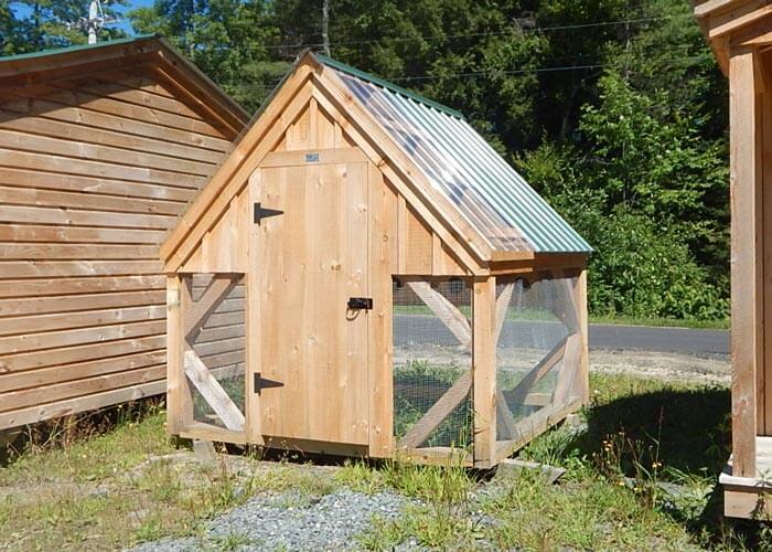 8x8 chicken coop plans