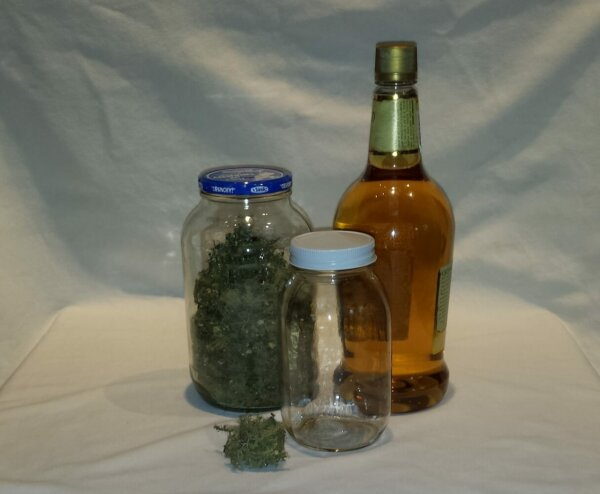 tincture ingredients