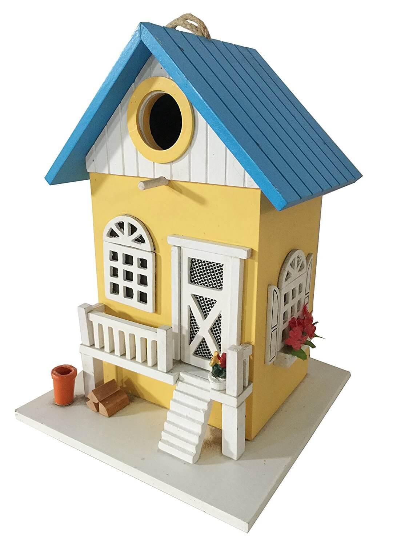 cottage style bird house