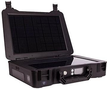 phoenix solar power generator briefcase