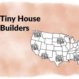 tiny house builders map