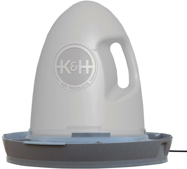 heated chicken waterer gifts for chicken keepers