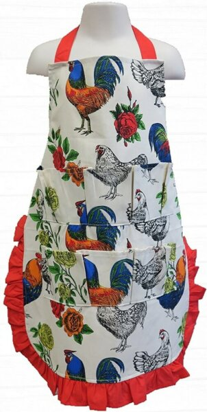 egg collecting apron for kids