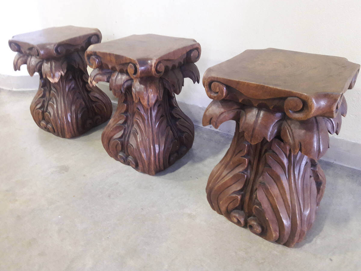 tree stump furniture. Hand Carved Tree Stump Table Furniture O