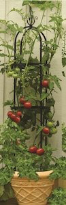 luster leaf tomato tower