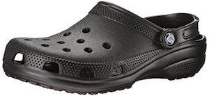 blakc crocs