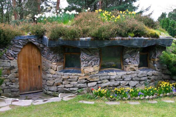 findhorn community nature sanctuary