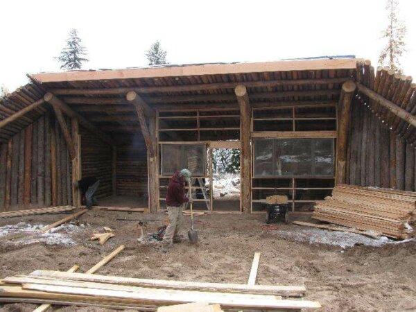 wofati construction underway