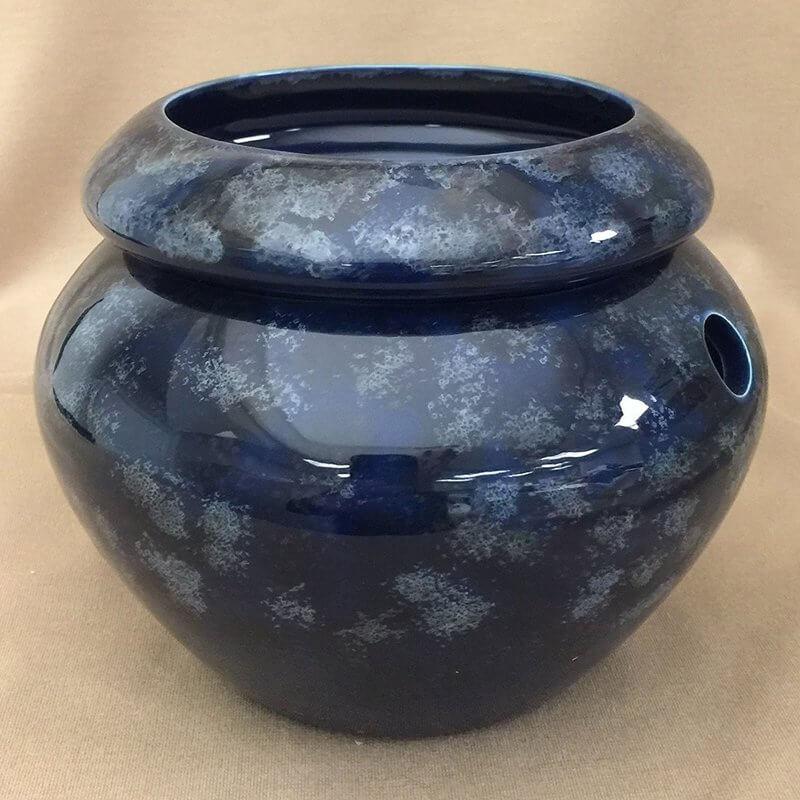 Self-Watering Ceramic Planter