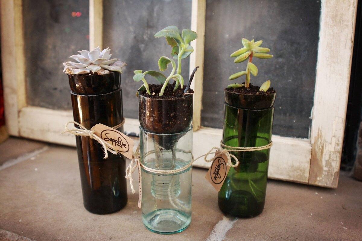 Self Watering Planters Insteading