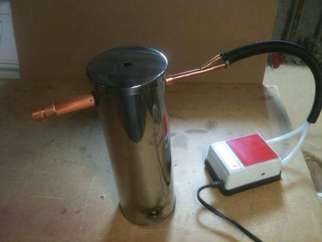 Basic Smoke Generator