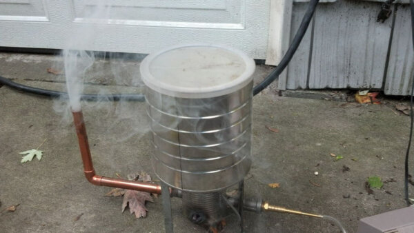 Diy Smoker Plans Insteading