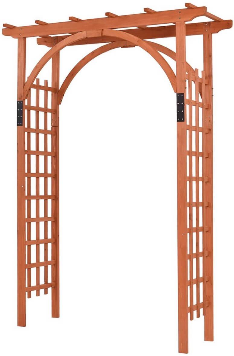 Garden Arbor Arch Trellis