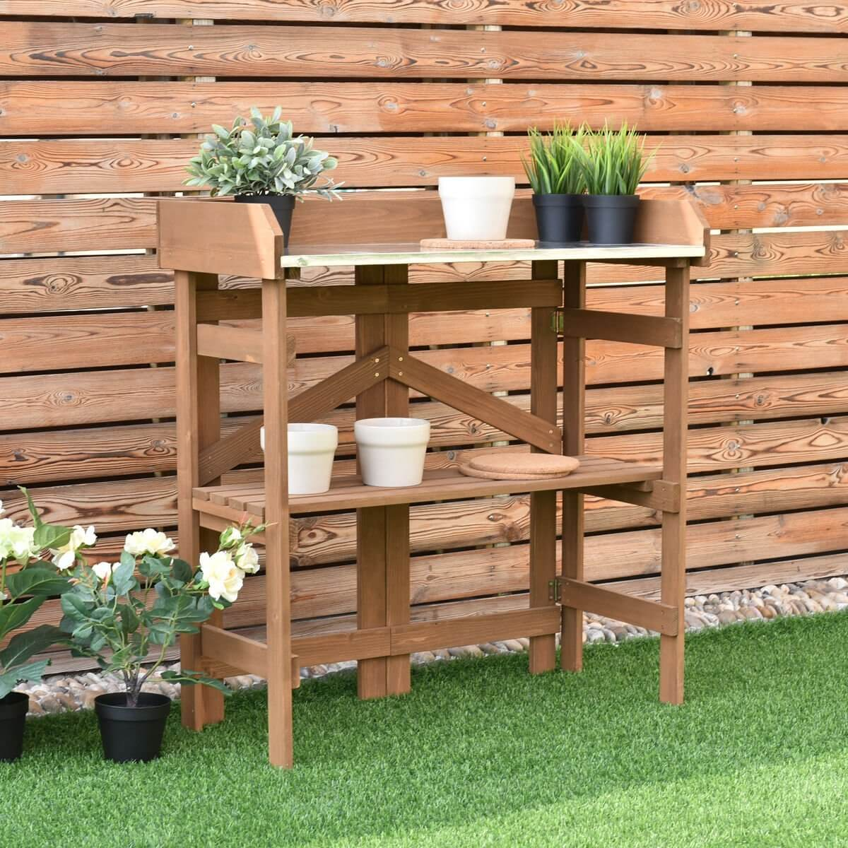 Potting Benches • Insteading