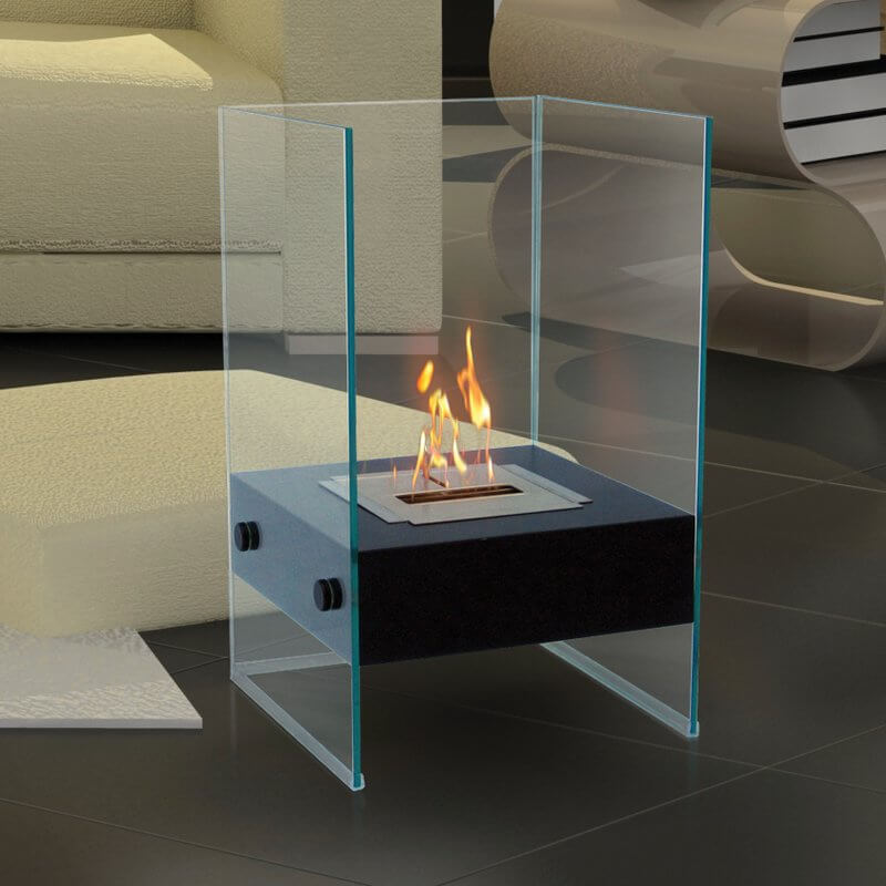 The Anywhere Fireplace