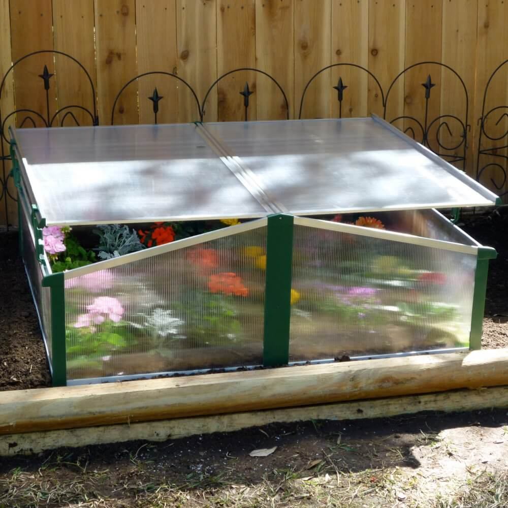 Austrian Cold-frame Greenhouse