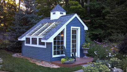 Greenhouse Shed Project Plans