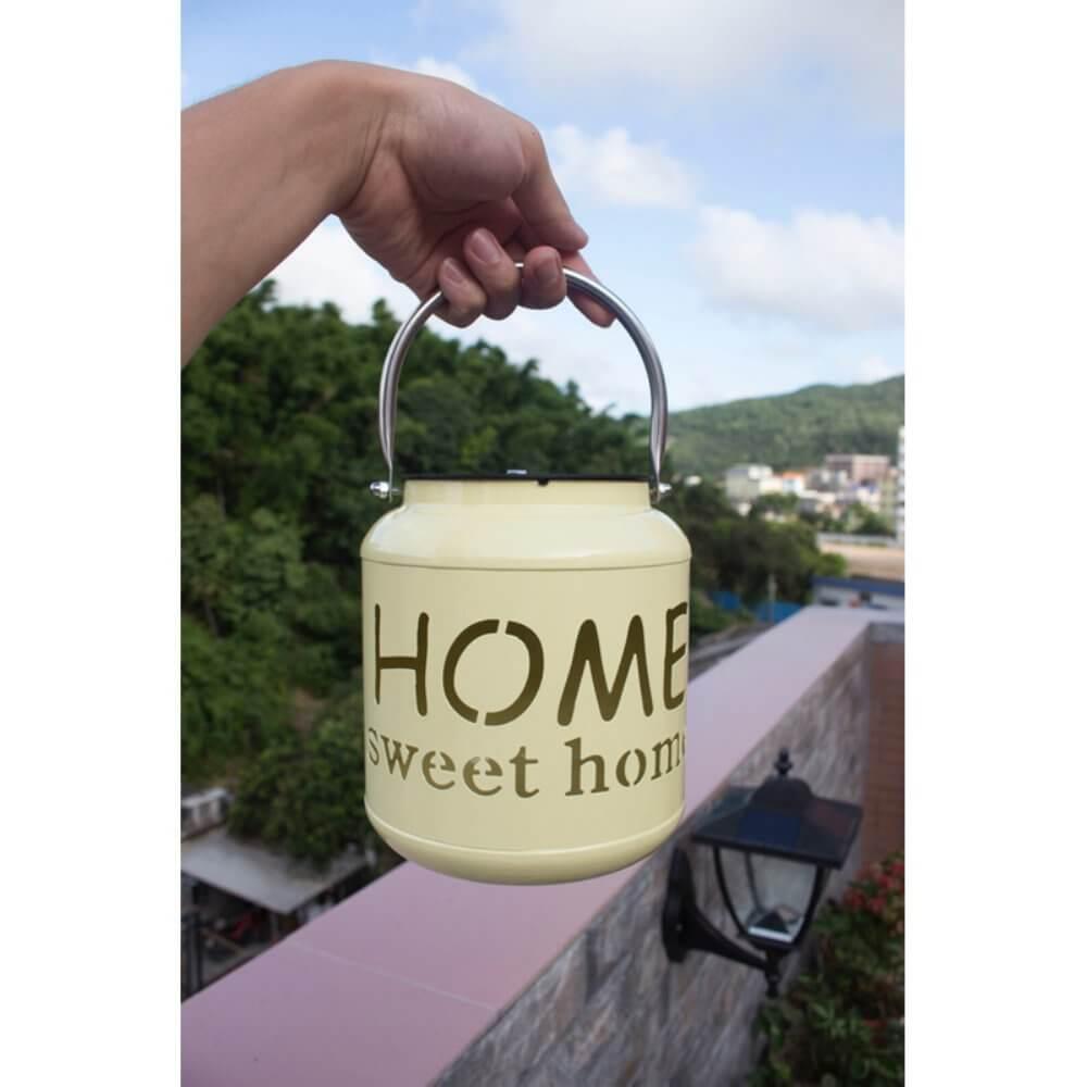 Home Sweet Home Solar Lantern