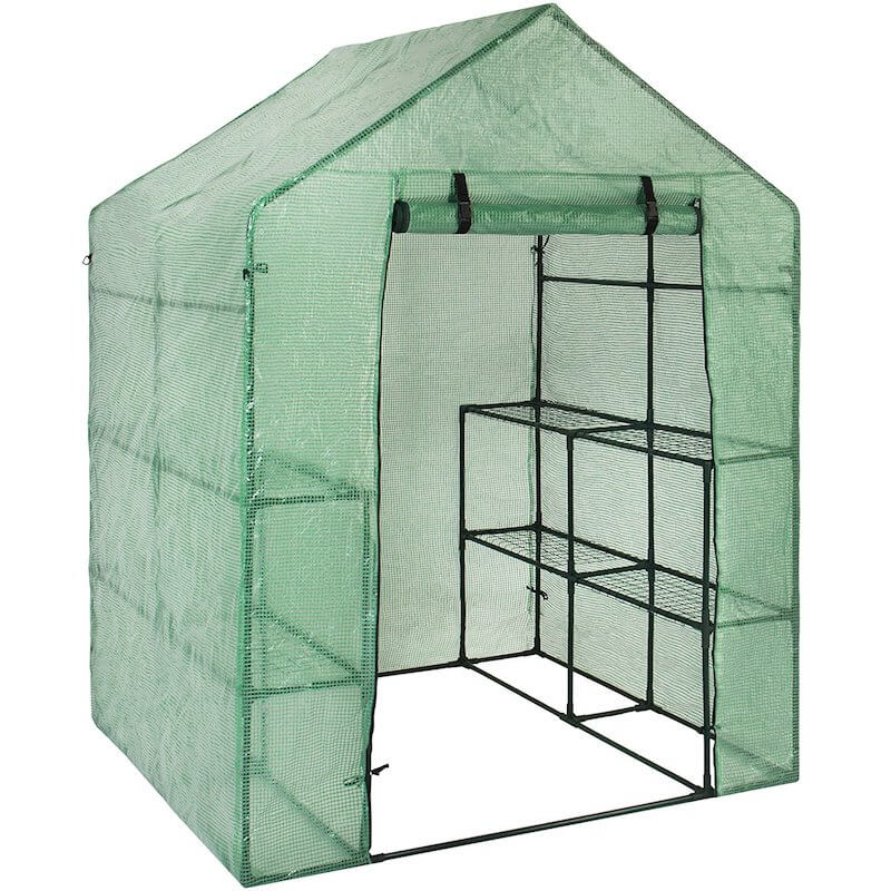 Portable Mini Walk-in Greenhouse