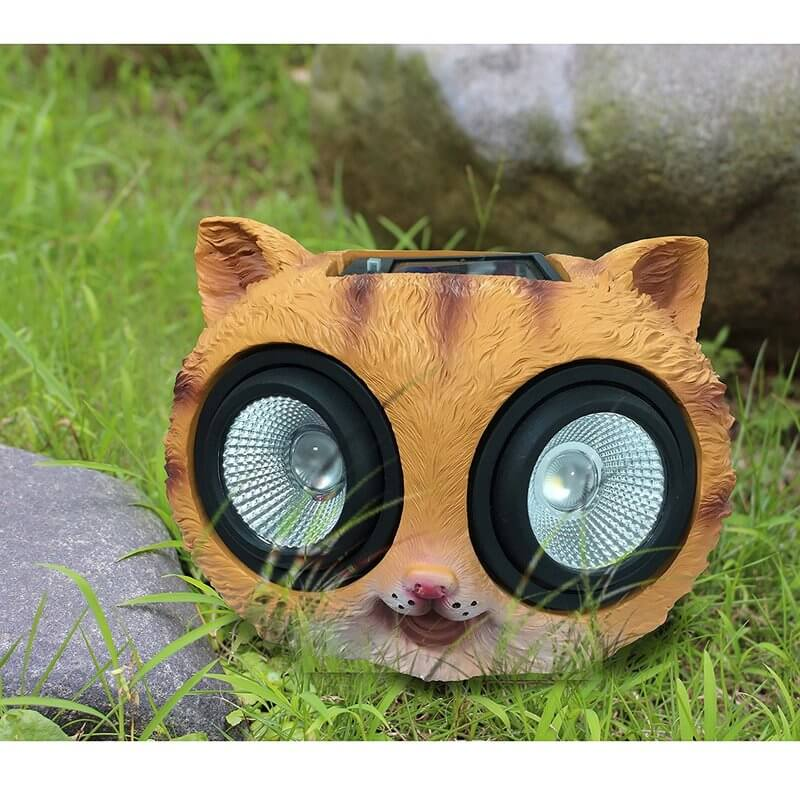 Solar Cat Spot Light