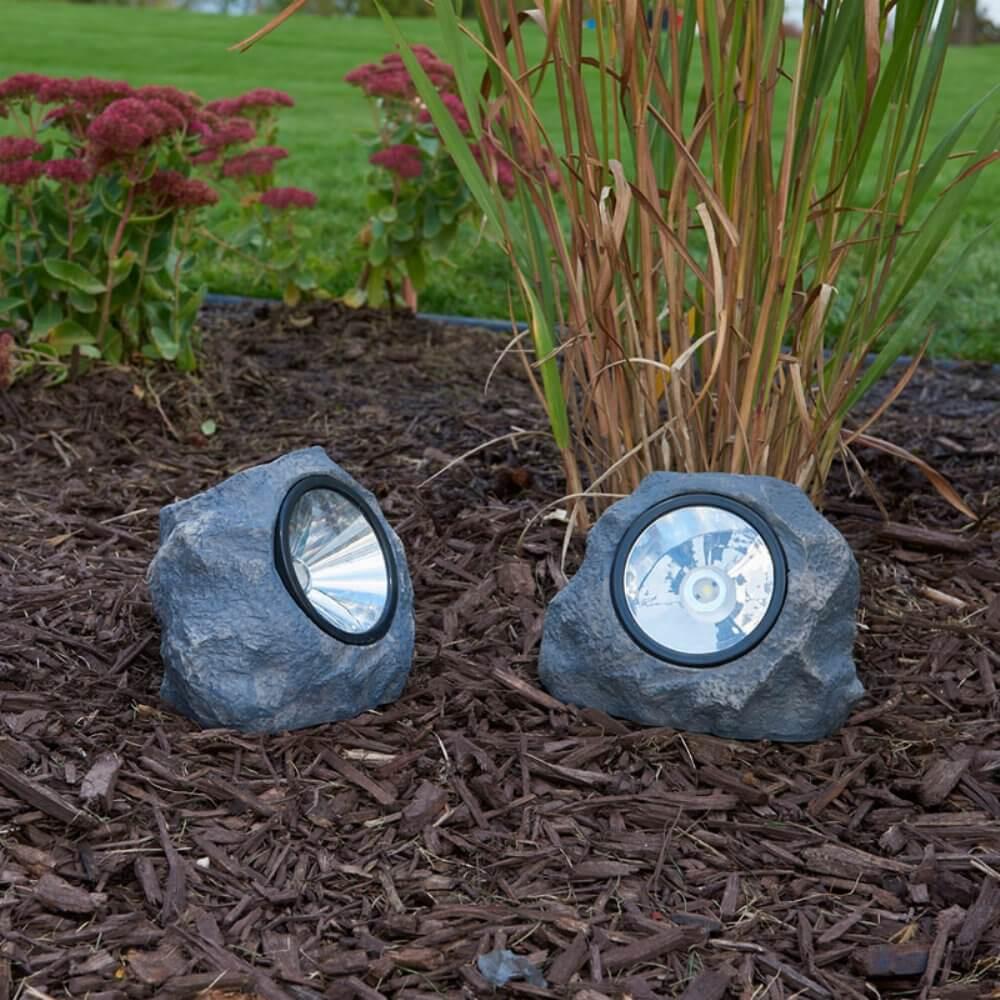 Solar Rock Lights