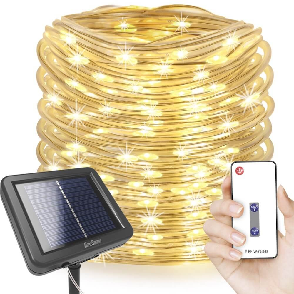 Solar Rope Lights