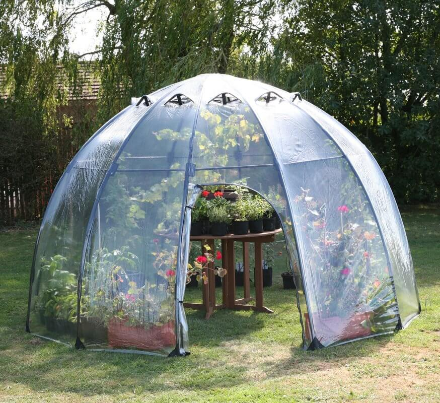 Sunbubble Greenhouse