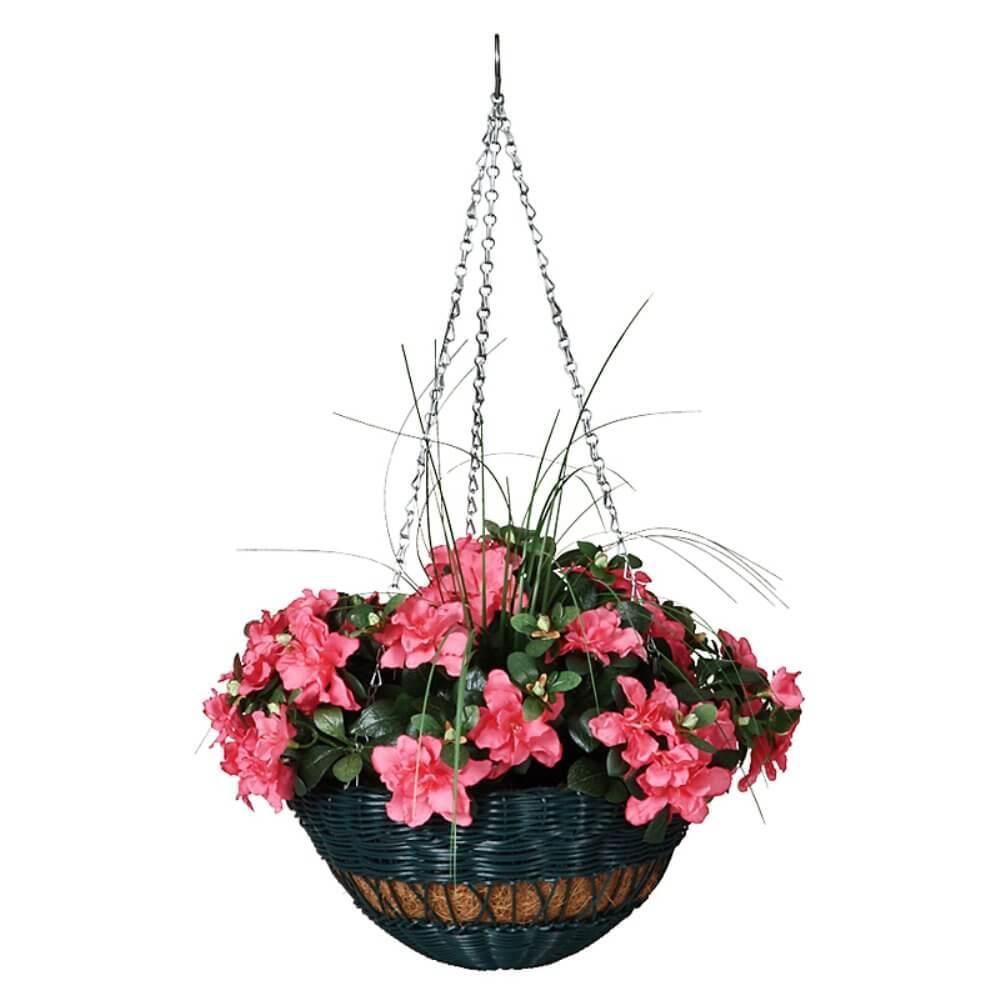 Wicker Hanging Basket