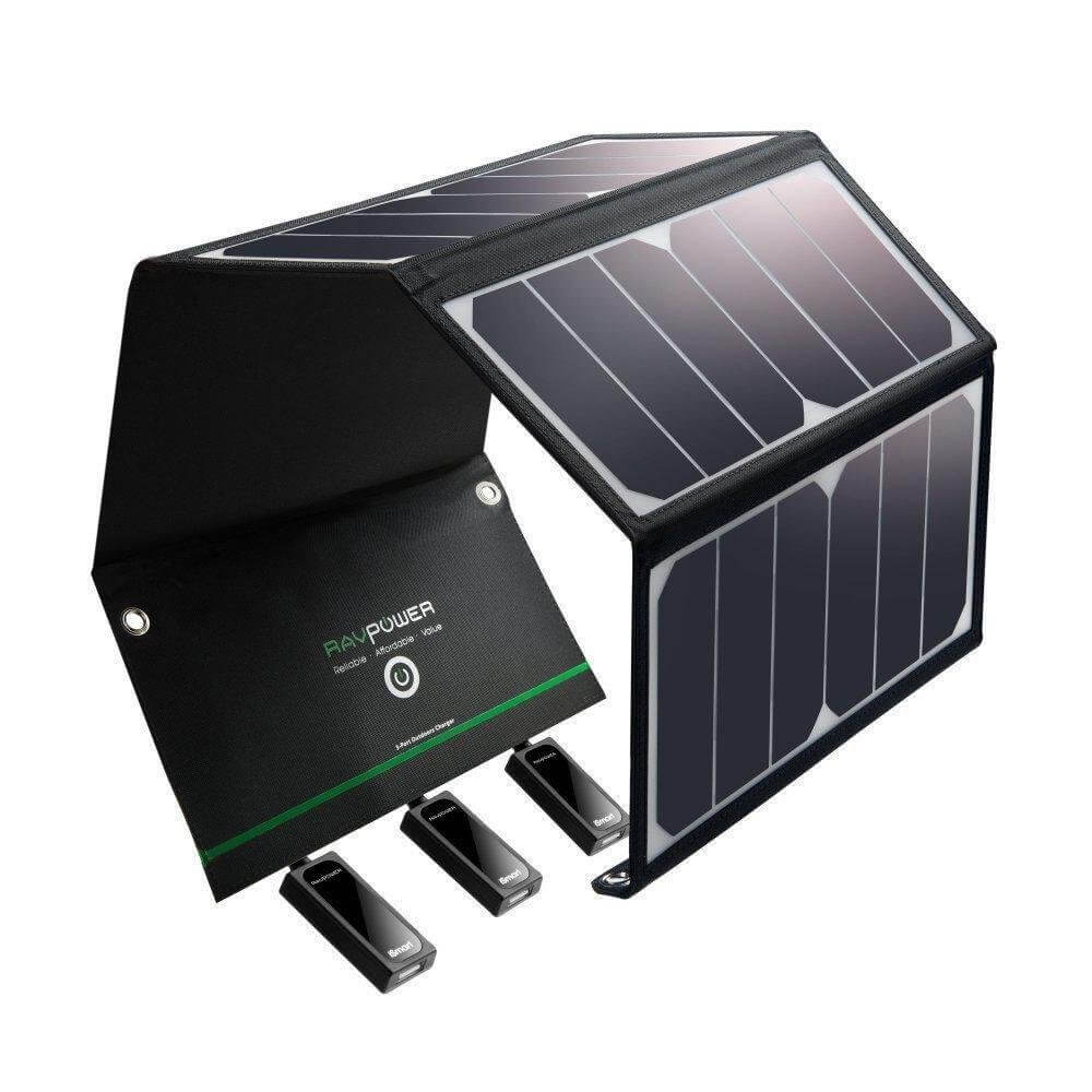 ravpower 24 watt solar charger