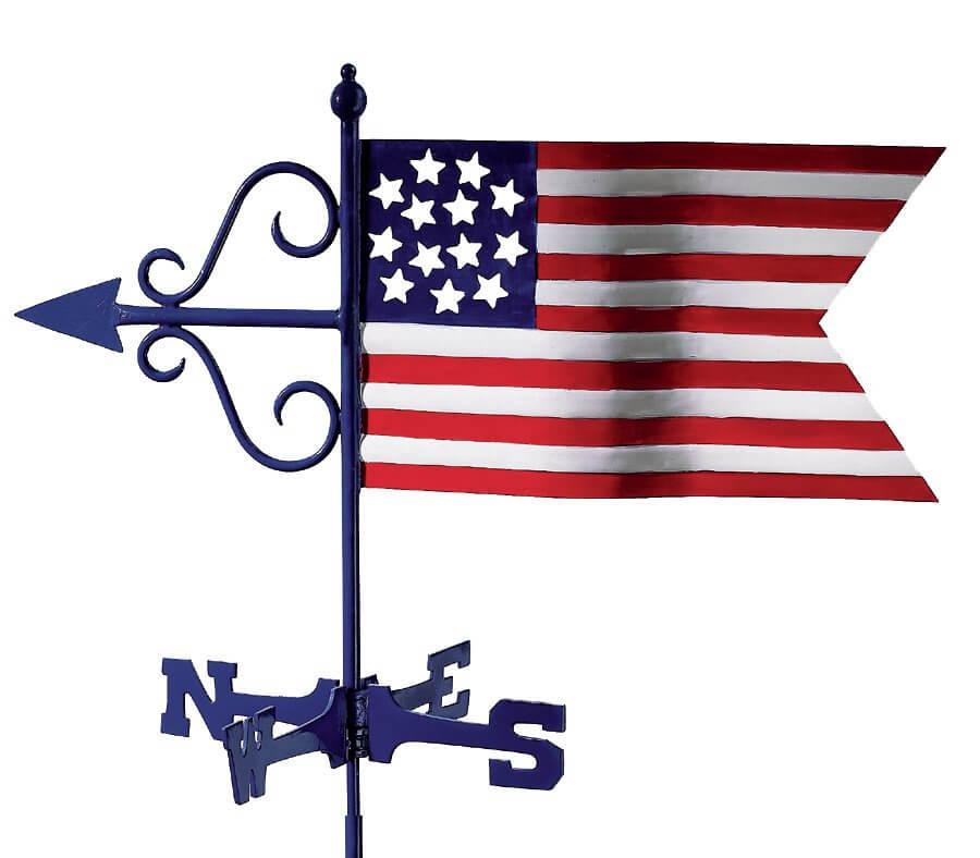 Americana Weathervane