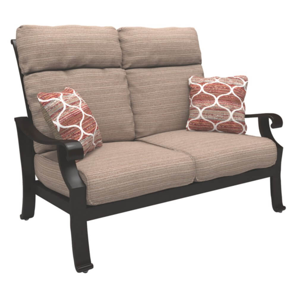 High Back Outdoor Sofa
