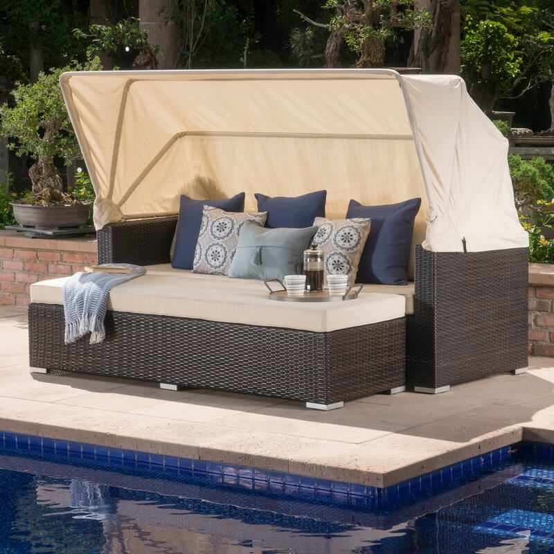 Outdoor Daybed Sofa