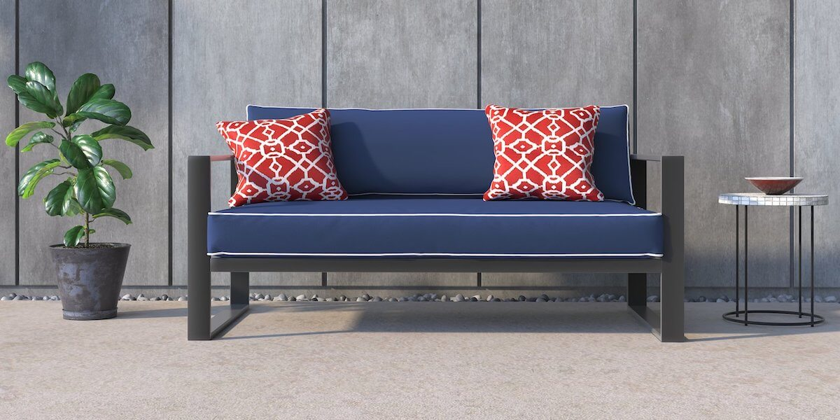 Tommy Hilfiger Outdoor Sofa