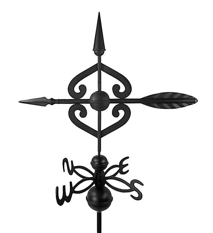 Traditional Arrow Weathervane