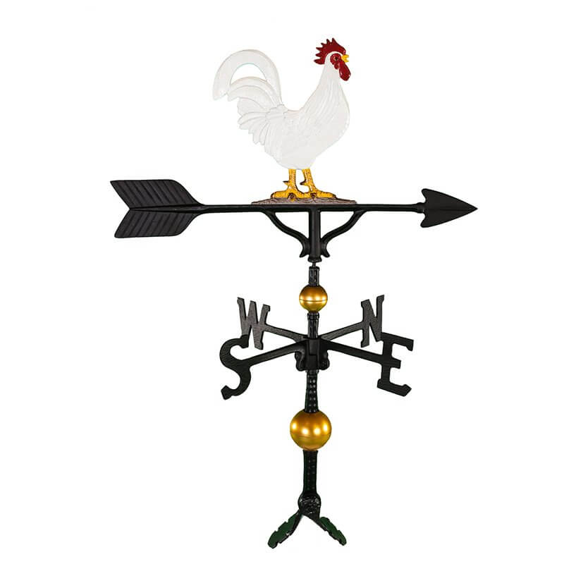 Traditional Rooster Weathervane