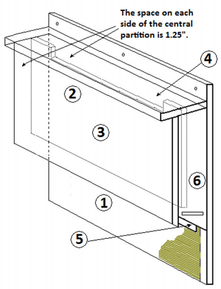 adjustable bat house plans