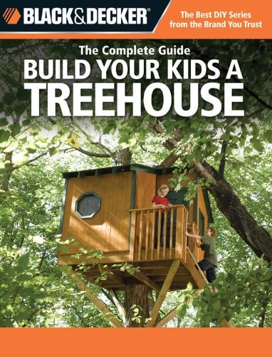 black and decker treehouse guide