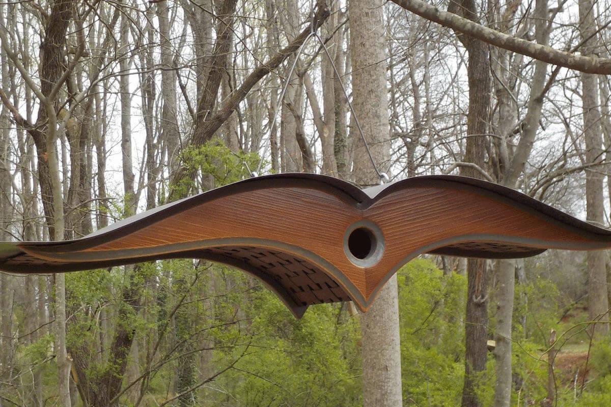 Eagle Bird House
