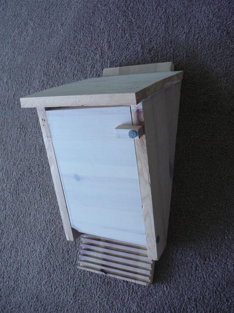 Garden Bat Box Plans