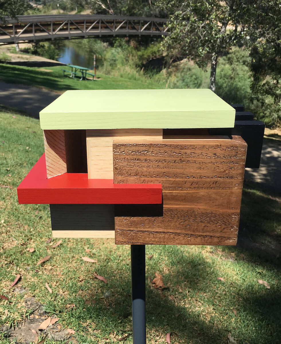 Birdhouses: 32 Homes For Your Feathered Friends • Insteading on modern house designs, modern airplane designs, modern flowers designs, painted birdhouses designs, modern wreath designs, modern star designs, modern red designs, modern candles designs, modern sun designs, modern boat designs, modern snowman designs, modern fountain designs, modern bargello quilt, modern birds, modern printing press building plan, modern planter designs, modern beach designs, modern pumpkin designs, modern painting designs, modern brush designs,