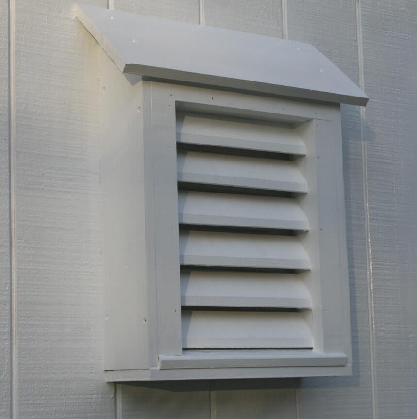 Suburban Bat House Plans
