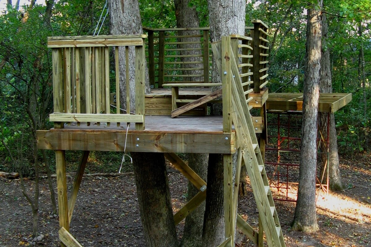 Treehouse Plans Insteading