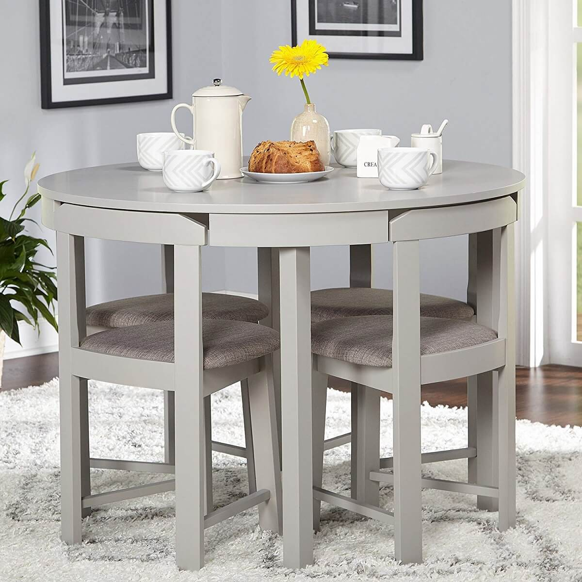 19 Small Kitchen Tables For Conserving Space Insteading